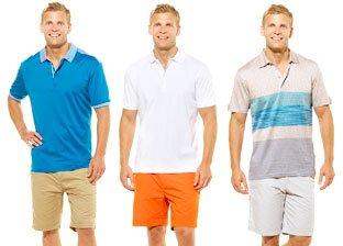 Evolution Men's Polos & Shirts