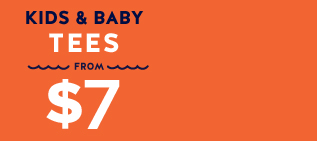 WOMEN'S & MEN'S SHORTS FROM $20 | WOMEN'S DRESSES FROM $30 | KIDS & BABY TEES FROM $7