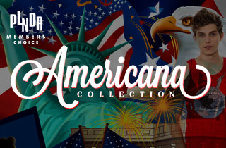 PLNDR Members Choice: Americana Collection