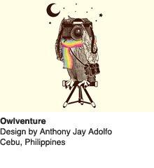 Owlventure - Design by Anthony Jay Adolfo / Cebu, Philippines