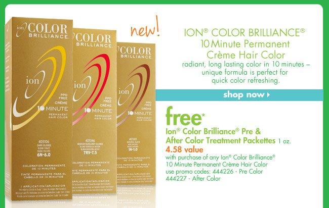 Ion Color Brilliance