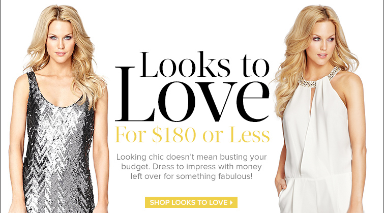 Shop Looks to Love