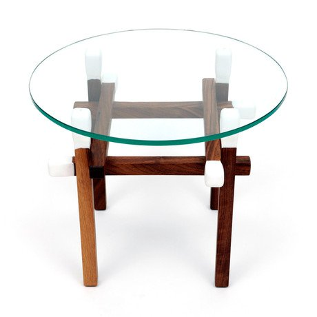 Matchstick Table // Round