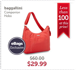baggallini Companion Hobo. Shop Now.