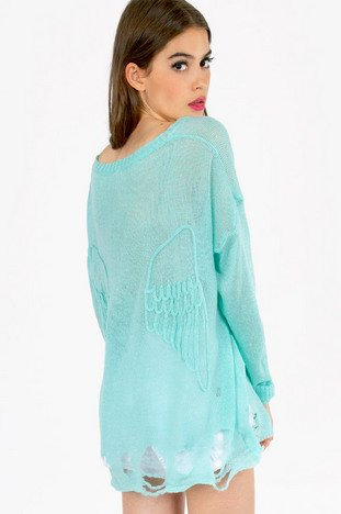 WING IT SWEATER 30