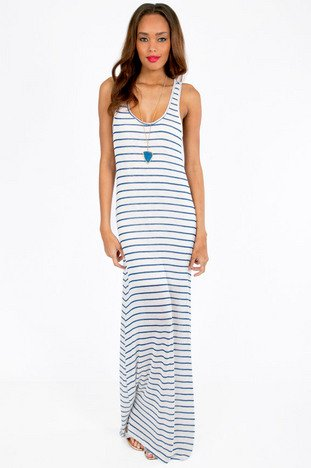 HORIZON MAXI DRESS 36