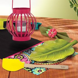 Island Colors: Kitchen Accessories