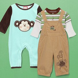 The Little Man: Infant Apparel