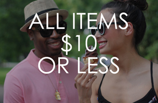 All Items $10 Or Less