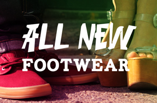 All New: Footwear