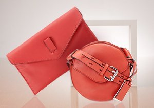 Color Shop: Red Accessories