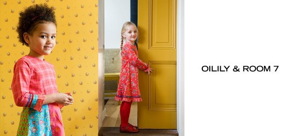 OILILY & ROOM 7, Event Ends July 11, 9:00 AM PT >