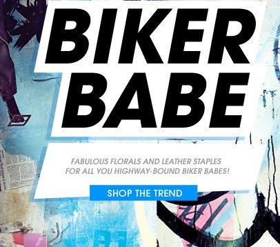 Shop Biker Babe