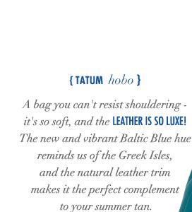 Tatum Hobo