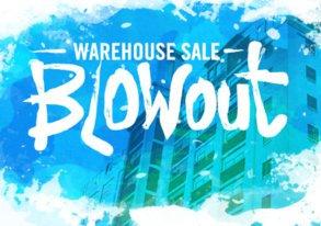 Shop Last Chance: BLOWOUT Sale