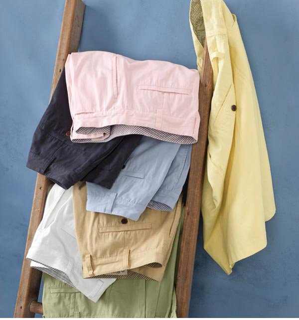 From the beach to the backyard BBQ, you'll find the perfect shorts for every day of your summer at Orvis.