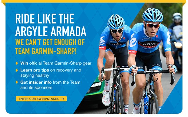 Ride Like Argyle Armada