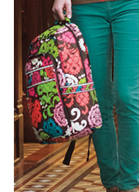 Laptop Backpack in Lola