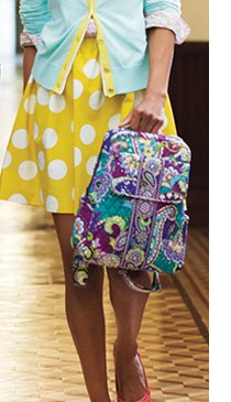 Backpack in Heather