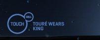 TOURÉ WEARS KING