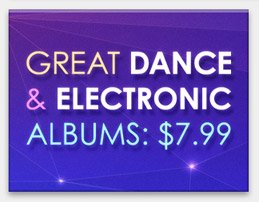 Great Dance & Electronic Albums