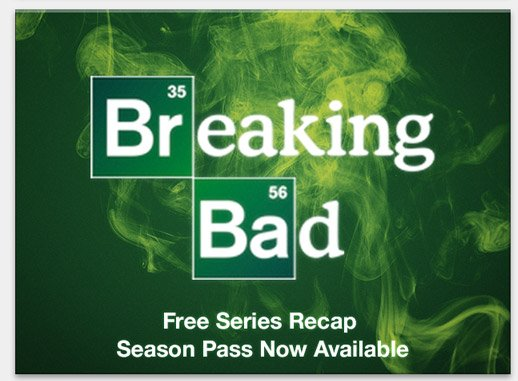 Breaking Bad: Free Series Recap
