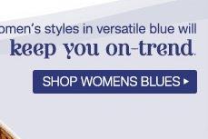 Shop Women's Blues