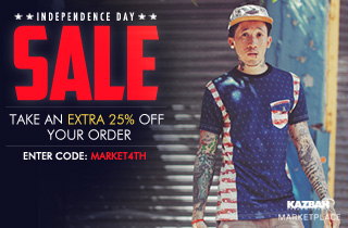 Marketplace: Independence Day Sale