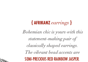Afrikanz Earrings