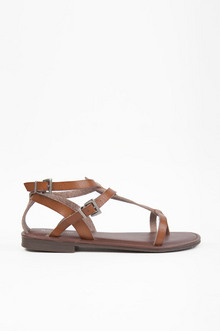 CABLE THONG SANDALS 26