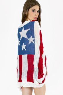 STAR SPANGLED SWEATER 39