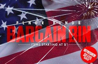 Refresh: PLNDR BLNDR: Bargain Prices!