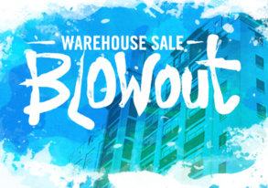 Shop Last Chance: BLOWOUT Sale