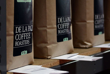 De La Paz Coffee Roasters