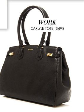 WORK CARLYLE TOTE