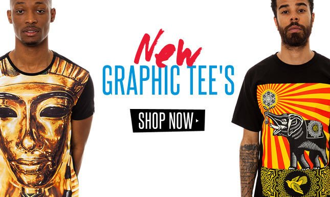 The Hottest Graphic Tees in the Game