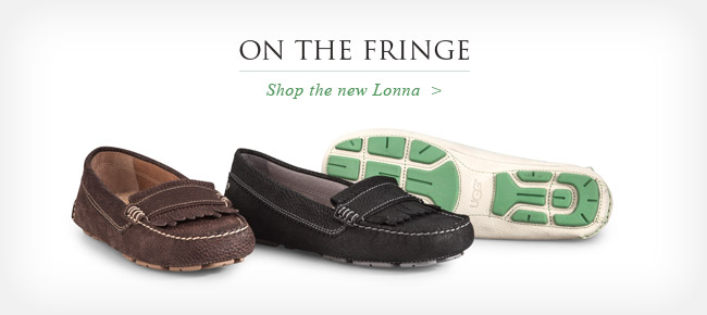ON THE FRINGE - Shop the new Lonna