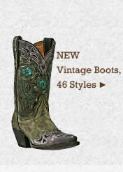 Womens New Vintage Boots on Sale