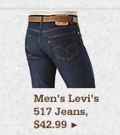 Mens Levis 517 Jeans on Sale