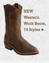 Mens Western Work Boots on Sale