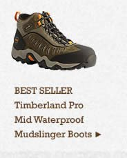 Mens Timberland Pro Mudslinger Boots on Sale