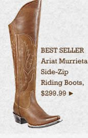 Womens Ariat Murrieta Riding Boots on Sale