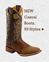 Mens New Casual Cowboy Boots on Sale