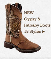 Womens New Gypsy and Fatbaby Boots on Sale