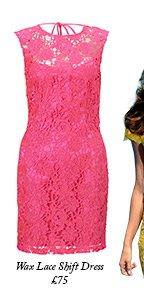 Cross Neck Dip Dye Bandage Dress