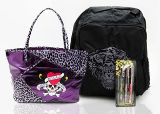 Ed Hardy: Handbags & Jewelry