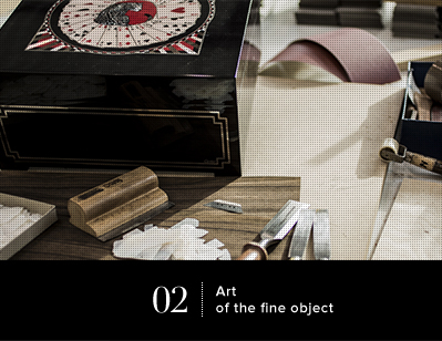Art of the fine object