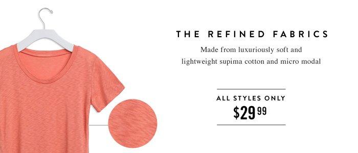 The Refined Fabrics