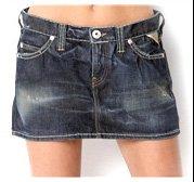 Replay Denim Miniskirt