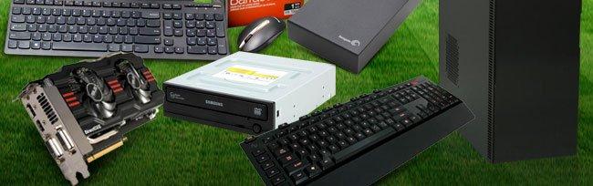 Keyboard, HDD, ODD, VGA, Case